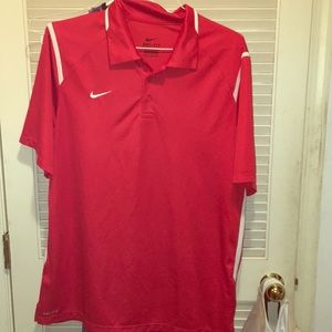 Men's Nike Dri-Fit Tennis/Golf/Polo shirt